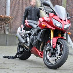 Motu Parking Barrier - Cargobike & Motorcycle Storage - Cyclepods