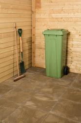 Pendle Utility Paving boasts a lightly riven texture suitable for any area which requires basic paving. This no-nonsense paving is not designed for decorative paving areas; it will suit wherever practical, flat hard-standing is essential at a budget cost. ...