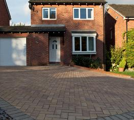 Standard Block Paving is now better than ever. With a new and improved colour, it guarantees durability at a more affordable cost.  Suitable for driveways, paths or patios, Marshalls Standard Block Paving will complement the majority of house types with its wi...