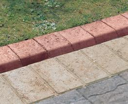 Keykerb Bullnosed provides a smooth, rounded finish to any driveway style and property type. The Keykerb Bullnose is available in four options: Standard, Radial Block, 90o Angle Internal and 90o Angle, in two different colours to fulfil every option. Keykerb B...