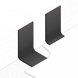 Sit-On and Set-In PVC Skirting image