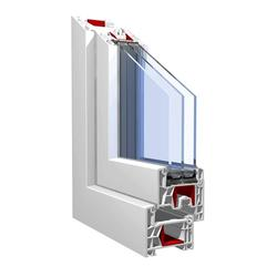 The new trendsetting double seal system KBE 76 is one of the most significant new developments in the profiles segment and offers a competitive, yet trailblazing profile system for PVC-U windows and residential doors.  Besides outstanding insulating values, sl...