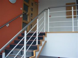 Spectrum Balustrade Infill - Rail 16 mm image