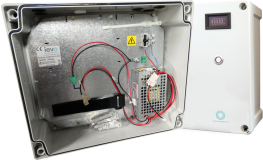 Enclosed Power Supply & Backup Unit for ievo systems image
