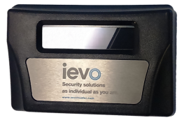ievo Two Line Screen image
