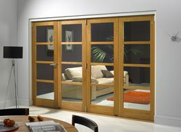 EDGE INTERNAL BIFOLD DOORS image