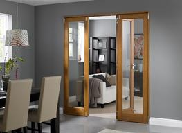 INSPIRE INTERNAL BIFOLD DOORS image