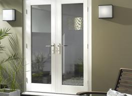 MASTER FRENCH DOORS image