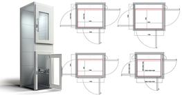 CIBES A5000 - OutdoorLift - Cibes Lift UK