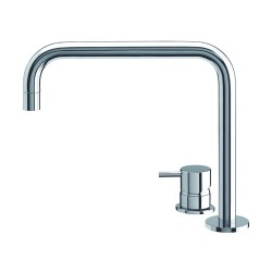 Flow Basin 2 Hole Deck Mixer without waste: 