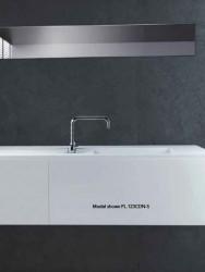 FLOW Basin 3 Hole Deck Mixer FL.123CDN-S - ARTE FORM