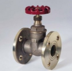 Crane gate valves offer the ultimate in dependable service wherever minimum pressure drop is important....