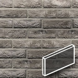 Atom Grey Brick Slips Tile image