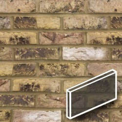 Capital Mixture Brick Slips Render image