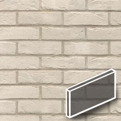 Manhattan White Brick Slips Tile image