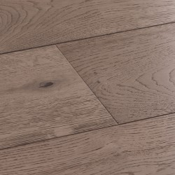 Grey Engineered Wood Flooring Salcombe Dune Oak image