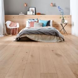 Engineered Wood Flooring Harlech Raw Oak - Woodpecker Flooring