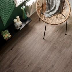 Grey Moisture Resistant Laminate Flooring Brecon River Oak - Woodpecker Flooring