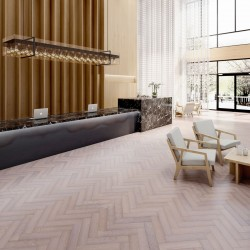 Engineered Wood Flooring Goodrich Feather Oak - Woodpecker Flooring