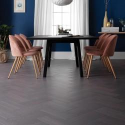 Herringbone Engineered Wood Flooring Goodrich Ash Oak - Woodpecker Flooring