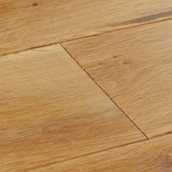 Solid Wood Flooring York Rustic Oak image