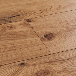 Engineered Wood Flooring Salcombe Natural Oak - Woodpecker Flooring