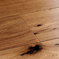 Engineered Wood Flooring Harlech Smoked Oak image