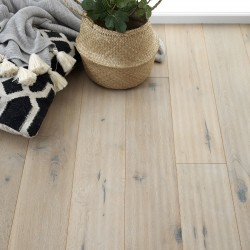 Engineered Wood Flooring Berkeley Grey Oak - Woodpecker Flooring