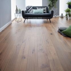 Engineered Wood Flooring Berkeley Washed Oak - Woodpecker Flooring