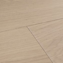 Light Engineered Wood Flooring Chepstow Planed Grey Oak image