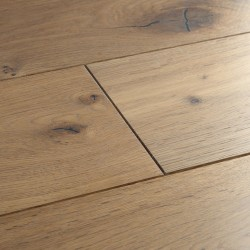 Engineered Wood Flooring Chepstow Planed Washed Oak image