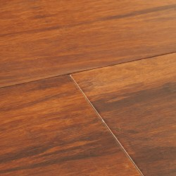 Strand Woven Bamboo Flooring Oxwich Coffee image