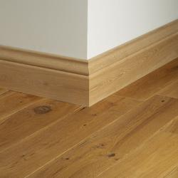 Solid Oak Skirting Board image