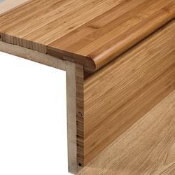 Oxwich Strand Stair Nosing Profile - Woodpecker Flooring