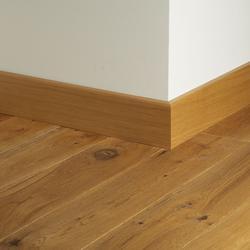 Oak Veneer Skirting Board image