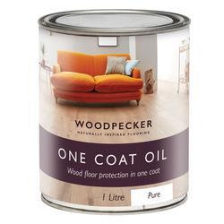 Woodpecker One Coat Oil - Woodpecker Flooring