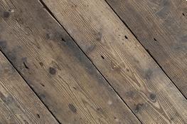 Genuine Reclaimed Victorian Pine Floorboards image