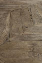 and-Made French Oak Chevron & Herringbone image