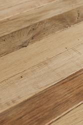 Mid Century French Oak: Reclaimed Strip Cladding image