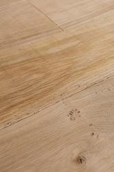 Reclaimed Re-Sawn Beam Oak 10mm Overlay Planks image