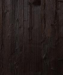 Reclaimed Engineered Pine: Black image