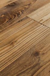 Reclaimed Engineered Pine: Brushed image