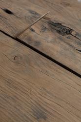 Reclaimed French Station Oak – Brush Sanded & Unfinished image