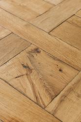 Reclaimed Mid Century French Oak: Continuous Versailles image