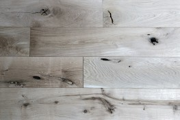 Unfinished Barn Grade Oak Flooring image