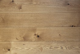 Unfinished Character Grade Oak Flooring image