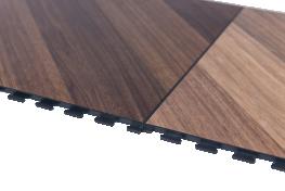 Design Tile - Dark Oak - R-Tek Manufacturing Ltd