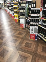 Design Tile - Dark Oak image