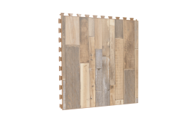 Design Tile - Scrapwood Dark image