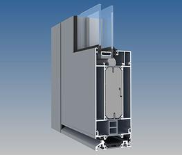 The Kawneer AA®720 Door has been developed to meet the latest European requirements for thermal performance and has been future proofed against expected changes in thermal regulation up to 2019.   To enable complete flexibility of design, performance and cost...